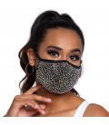 LEG AVENUE ZURI PROTECTION MASK WITH FILTER POUCH