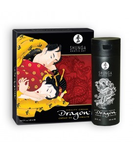 PACK DE 12 SHUNGA DRAGON VIRILITY 60ML