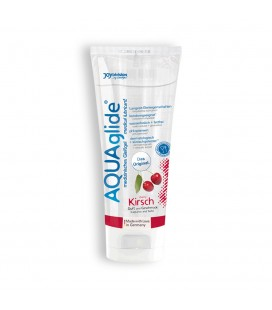 LUBRIFICANTE AQUAGLIDE CEREJA 100ML