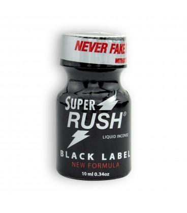 SUPER RUSH BLACK LABEL 10ML