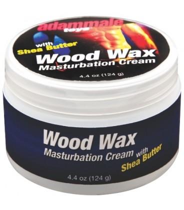 ADAM MALE TOYS WOOD WAX MASTURBATION CREAM 124G