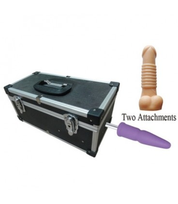 MÁQUINA SEXUAL DIVA TOOL BOX LOVER