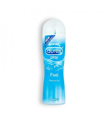 LUBRICANTE DUREX® PLAY FEEL 50ML