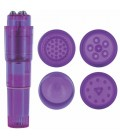 CANDY PIE PULSY VIBRATOR PURPLE