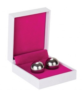 BEN WA MEDIUM WEIGHT SILVER BALLS