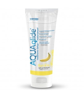 LUBRICANTE AQUAGLIDE BANANA 100ML