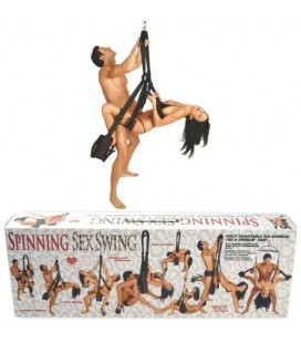 BALOIÇO SPINNING SEX SWING