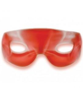GEL EYEMASK RED