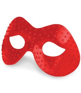 MASK OUCH! DIAMOND MOULDED RED