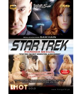 STAR TREK: PARÓDIA SEXUAL BLU-RAY