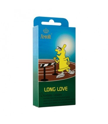 LONG LOVE DELAY CONDOMS 12 UNITS