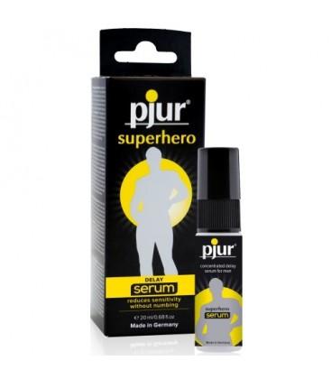 PJUR SUPERHERO DELAY SERUM 20ML
