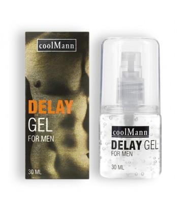 COOLMANN DELAY GEL 30ML