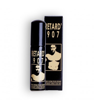 RETARD´907 DELAY SPRAY 25ML