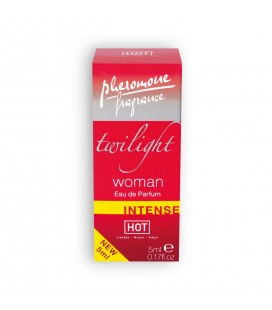 PERFUME COM FEROMONAS TWILIGHT HOT™ WOMAN INTENSO 5ML