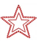 MIMI STAR NIPPLE COVERS BIJOUX INDISCRETS RED