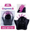 SQWEEL 2 ORAL SEX SIMULATOR BLACK