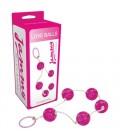 JAMMY JELLY ANAL LOVE BALLS PINK