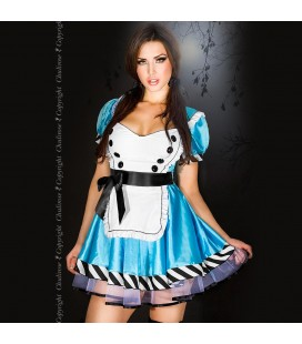 ALICE IN WONDERLAND COSTUME CR-3354