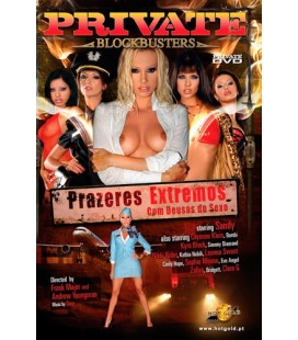 EXTREME PLEASURES WITH SEX GODDESSES BLU-RAY