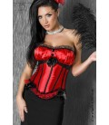 CORSET AND THONG CR-3197