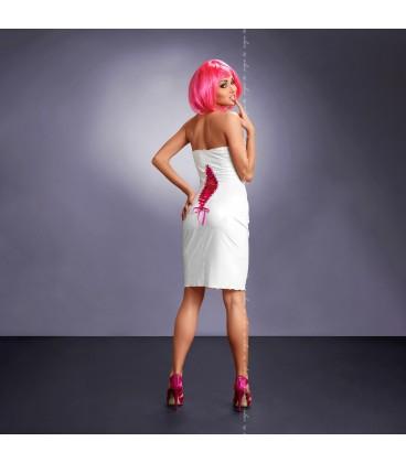 DRESS XENIA WHITE