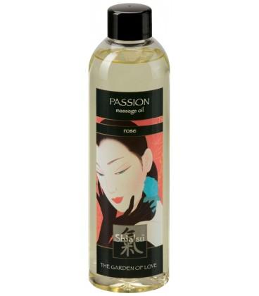 SHIATSU™ PASSION ROSE MASSAGE OIL 250ML
