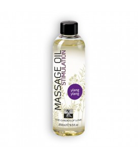 SHIATSU™ STIMULATION YLANG YLANG MASSAGE OIL 250ML
