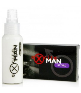 CREME RETARDANTE EXCITE MAN RETARD 30ML