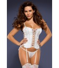 OBSESSIVE AMORESA CORSET AND THONG