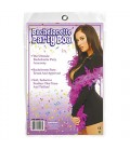 BACHELORETTE PARTY FEATHER BOA PURPLE