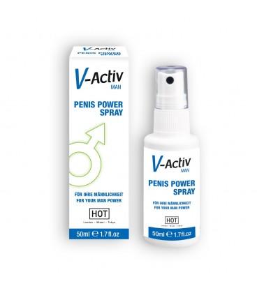 SPRAY V-ACTIV PENIS POWER 50ML