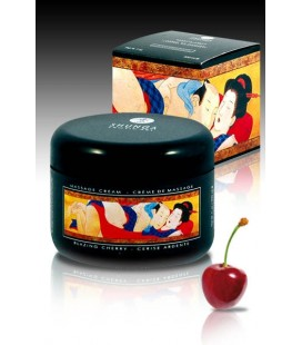 SHUNGA MASSAGE CREAM CHERRY