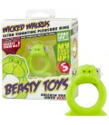VIBRATING RING WITH LIGHT BEASTY TOYS WICKED WALRUS